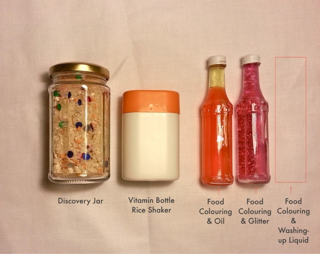 Discovery Jars