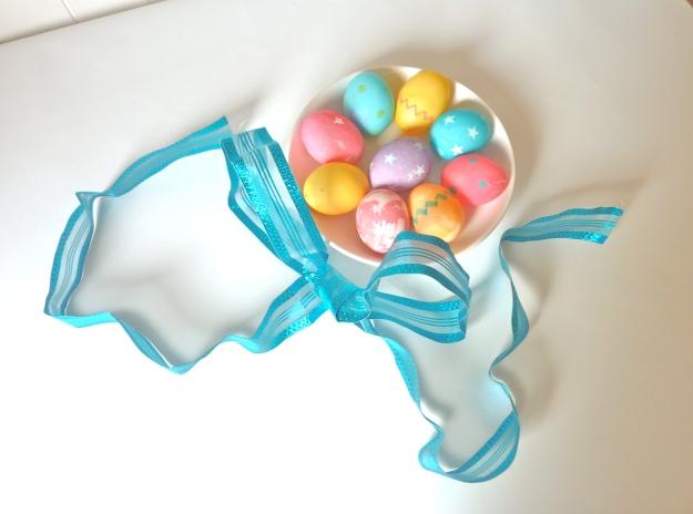 Egg Colouring