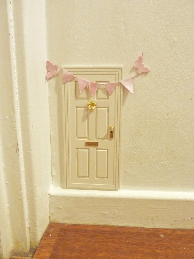 Milly's Door Bunting 1