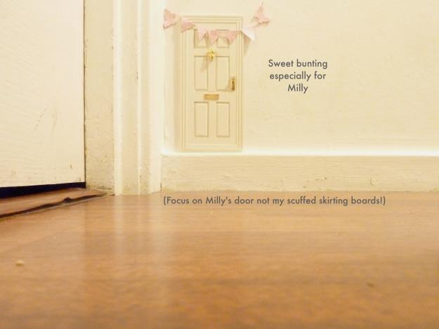 Milly's Door Bunting