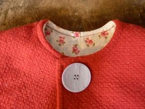 Poncho Button