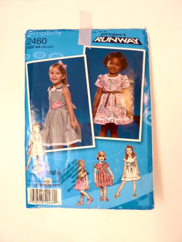 Spring Dress Pattern