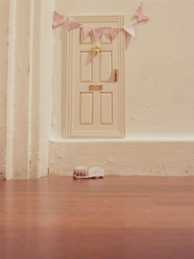 Milly's Door ~ Toy