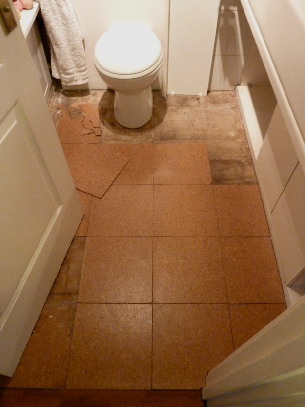 Bathroom Make Over 1