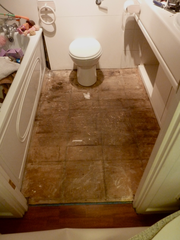 Bathroom Make Over 2
