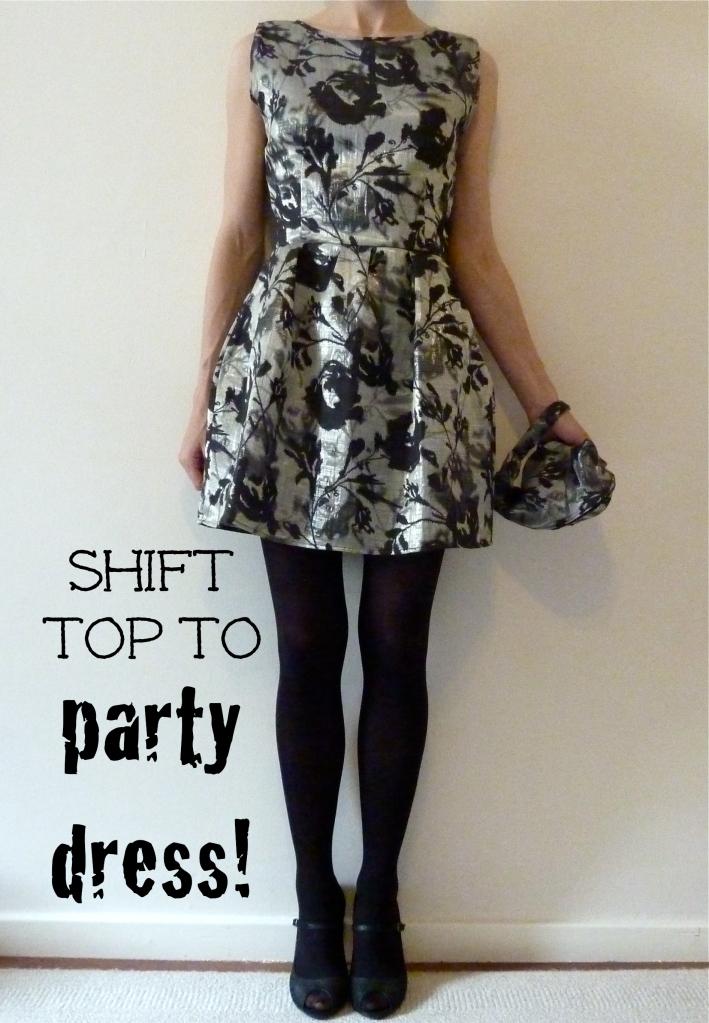 Font Dress