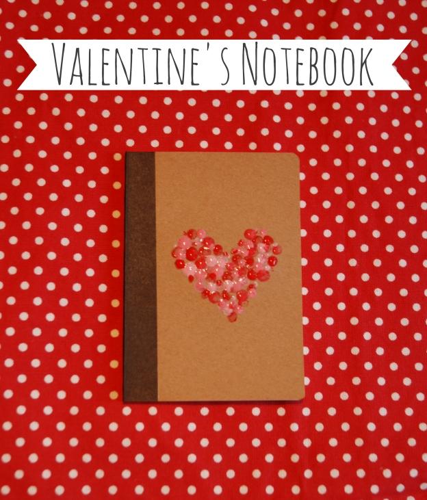 Valentine's Notebook