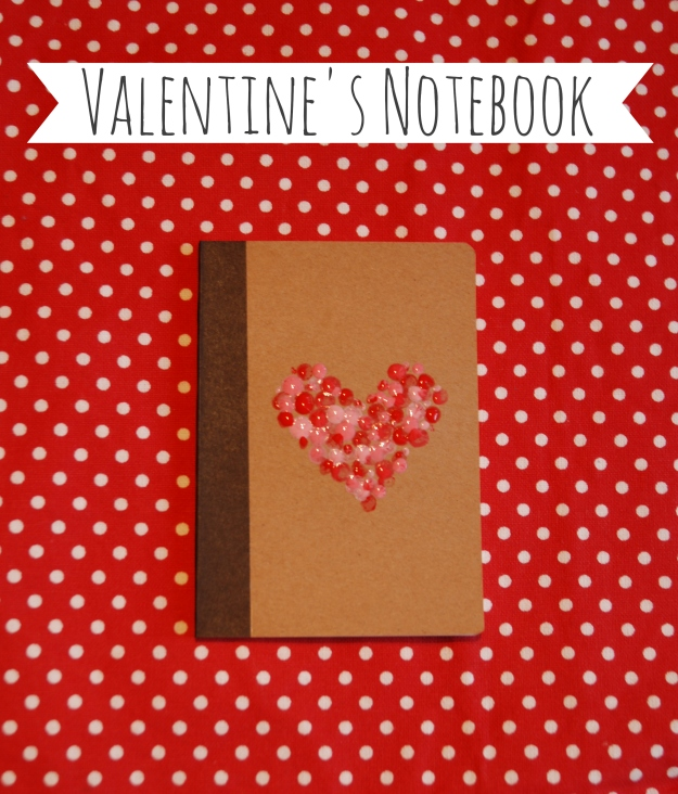 Valentine's Notebook